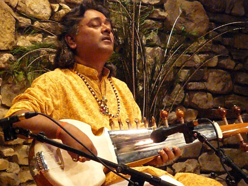 Concerto indiano Rawa