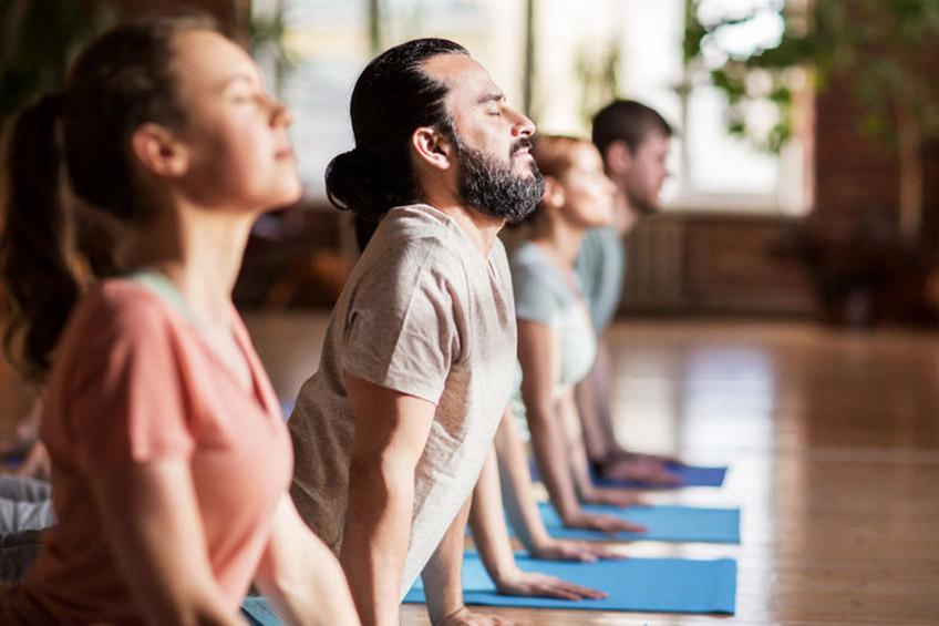 Impara lo yoga e la meditazione