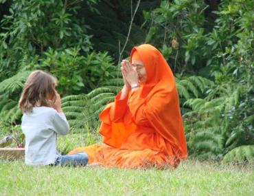 Educazione yoga e meditazione